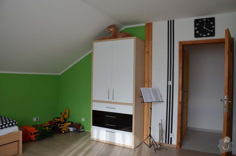 Návrh interiéru: A16