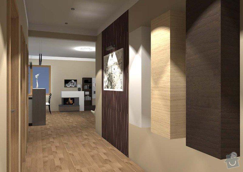 Návrh interiéru rodinného domu: Katovice3