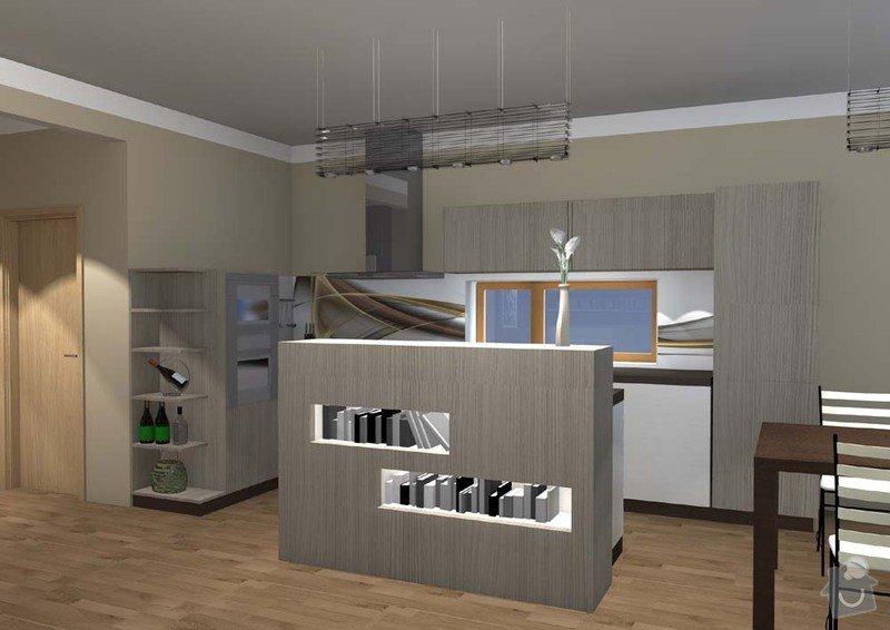 Návrh interiéru rodinného domu: Katovice6