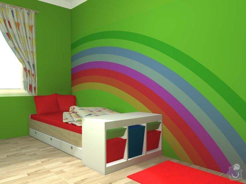 Návrh interiéru rodinného domu: Katovice11