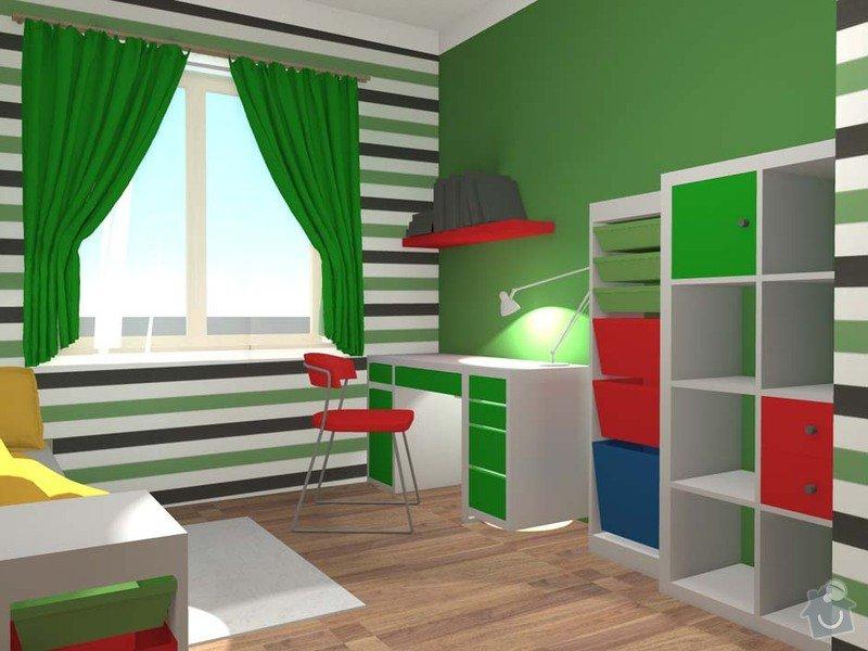 Návrh interiéru rodinného domu: Katovice14