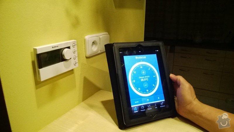 Montáž sestavy kondenzačního kotle Buderus GB172-24+SU120: WP_20131107_001