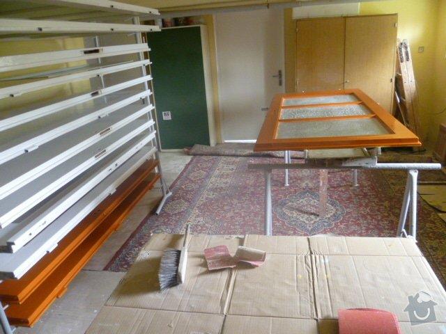 LAKÝRNICKÉ PRÁCE na dílně i v interiéru: P1080811