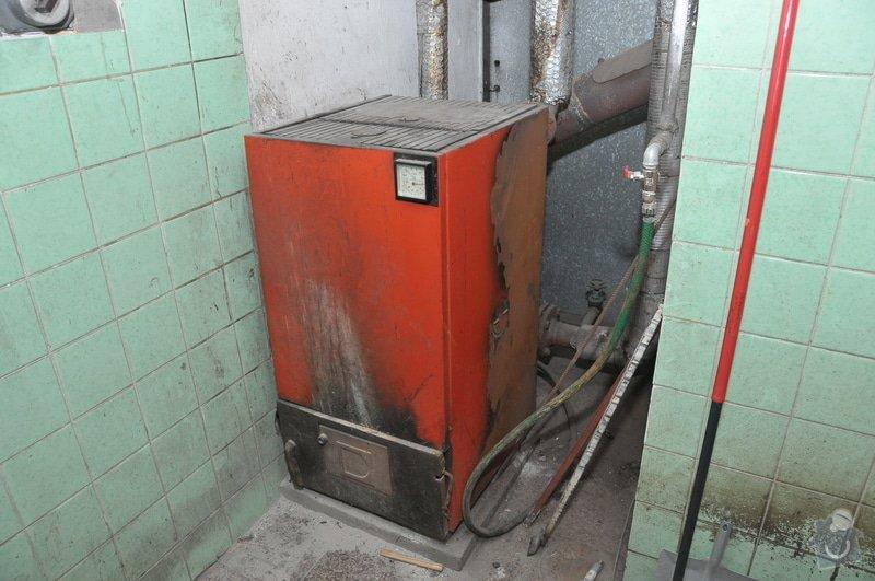 Instalace kotle Dakon FB2 30 Automat místo starého kotle Dakon URS 29: DSD_3703