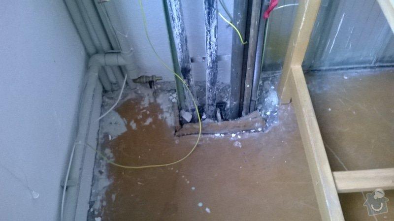 Stavební práce, malířské práce, podlahařské práce..: WP_20131107_010