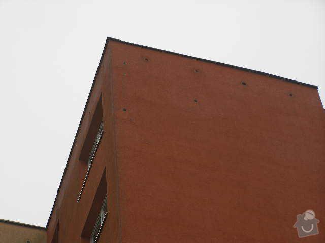 Oprava fasády panelového domu: PB140250