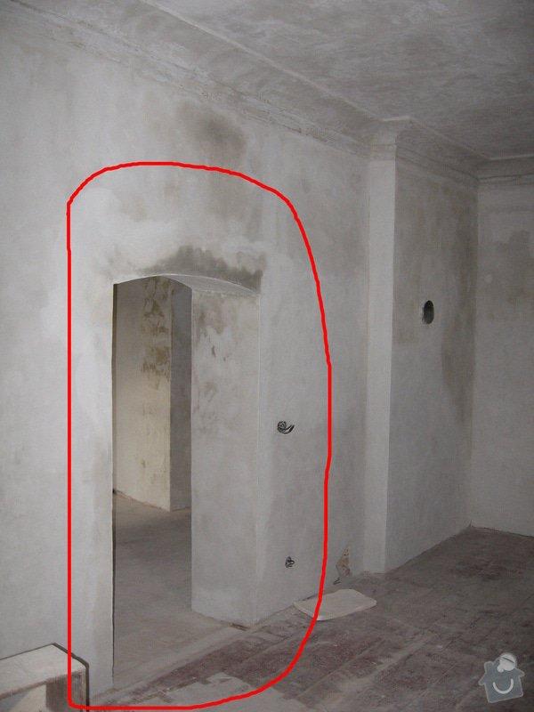 Zhotovení dřevěných rámových dveří do stávajících otvorů - 2 ks: dvere_OP_kuchyn