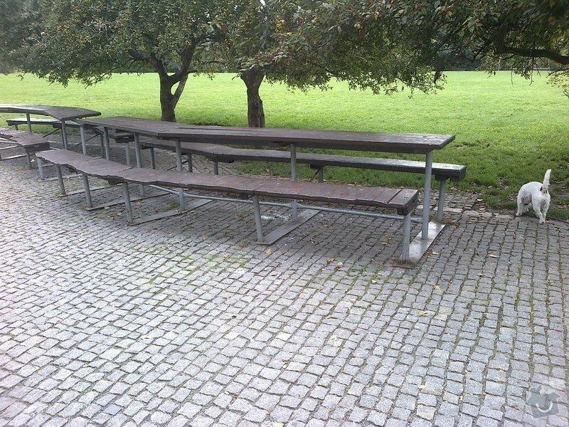 Nájezd pro vozíčkáře, venkovní sezení -: 2013-09-25-670