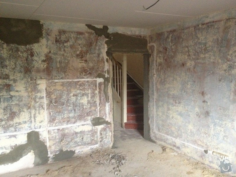 Částečná rekonstrukce rodinného domu: 10