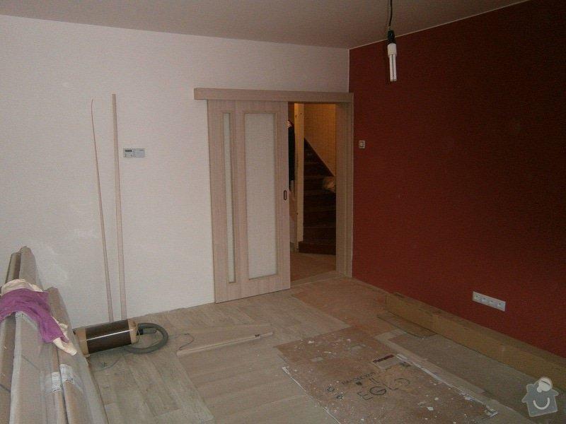 Částečná rekonstrukce rodinného domu: 13