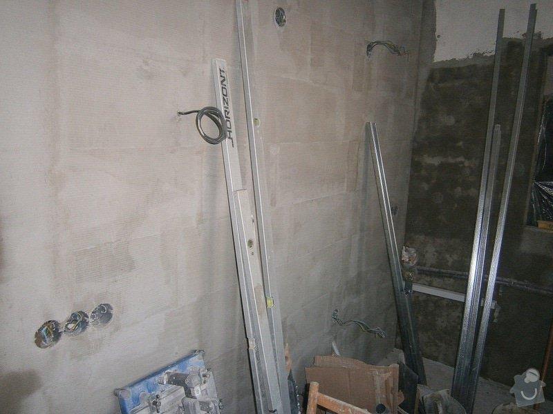 Rekonstrukce bytového jádra, stavební úpravy kuchyně a chodby: 3