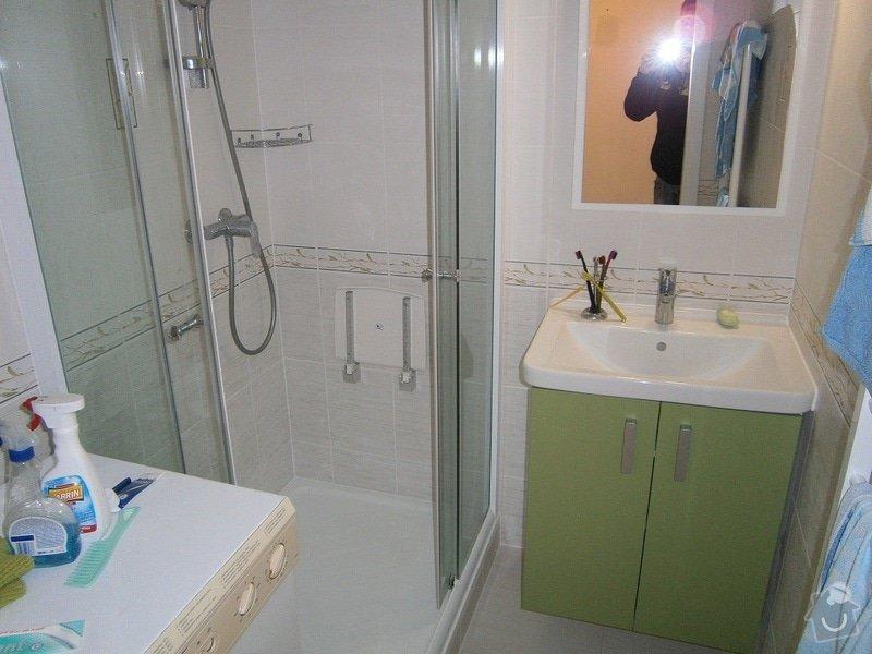Rekonstrukce bytového jádra, stavební úpravy kuchyně a chodby: 14