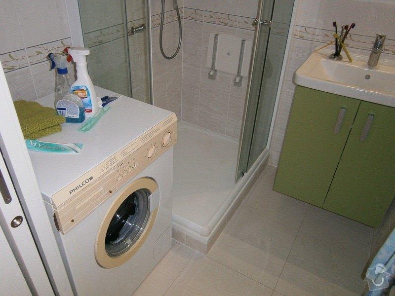 Rekonstrukce bytového jádra, stavební úpravy kuchyně a chodby: 15