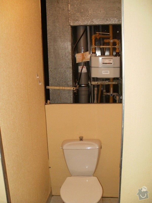 Rekonstrukce bytového jádra, stavební úpravy kuchyně a chodby: 17