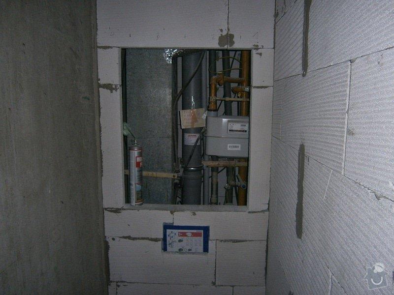 Rekonstrukce bytového jádra, stavební úpravy kuchyně a chodby: 18