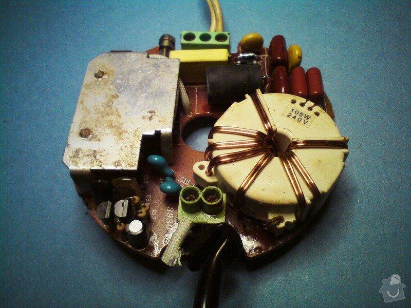 Oprava halogenoveho lustru a lampy: DSC01131