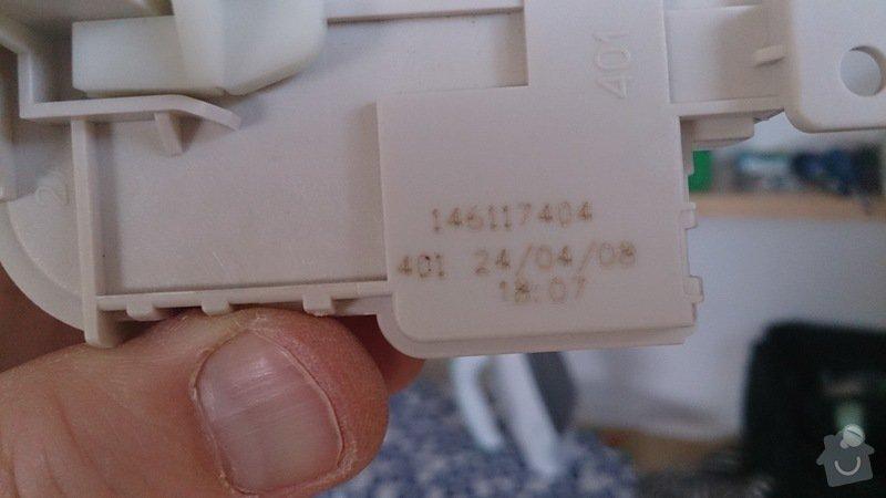 Oprava pračky AEG Lavamat 47330 - pozáruční: DSC_1170