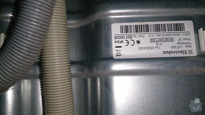 Oprava pračky AEG Lavamat 47330 - pozáruční: DSC_1172