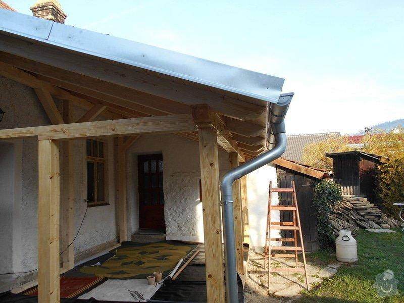 Postavení dřevěné terasy: ruda_028