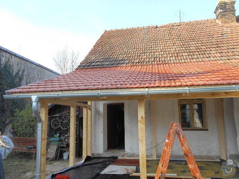 Postavení dřevěné terasy: ruda_036