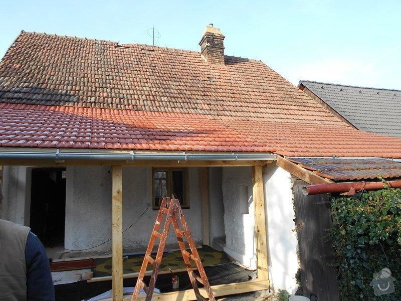 Postavení dřevěné terasy: ruda_037
