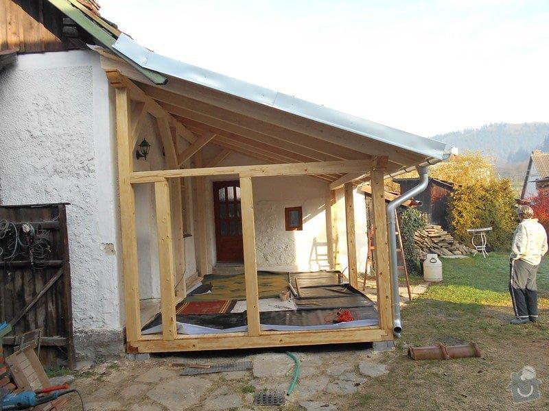 Postavení dřevěné terasy: ruda_039