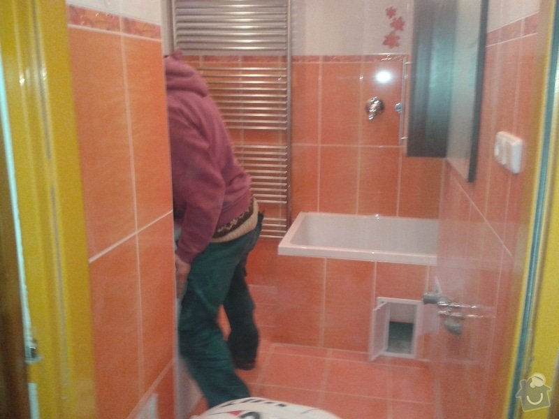 Rekonstrukce koupelny: 20131117_161425