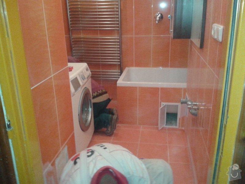 Rekonstrukce koupelny: 20131117_161430