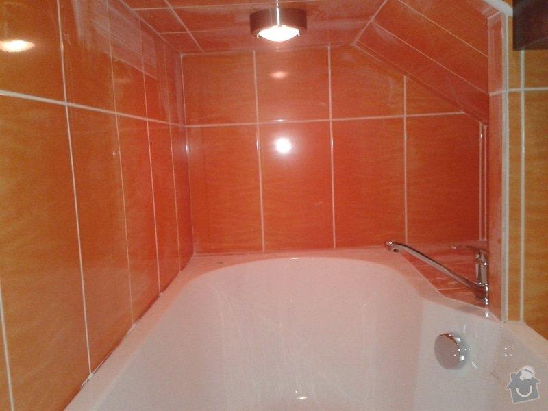 Rekonstrukce koupelny: 20131117_163521