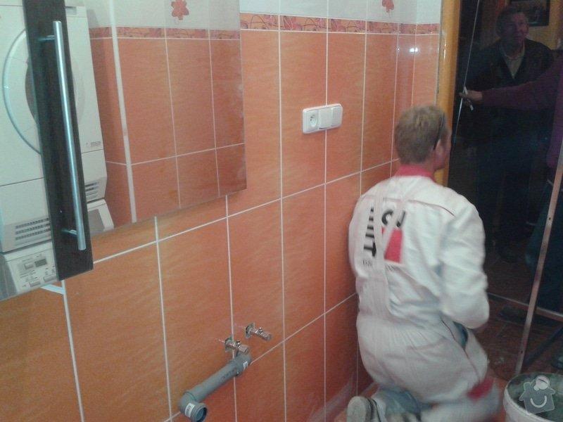 Rekonstrukce koupelny: 20131117_163533