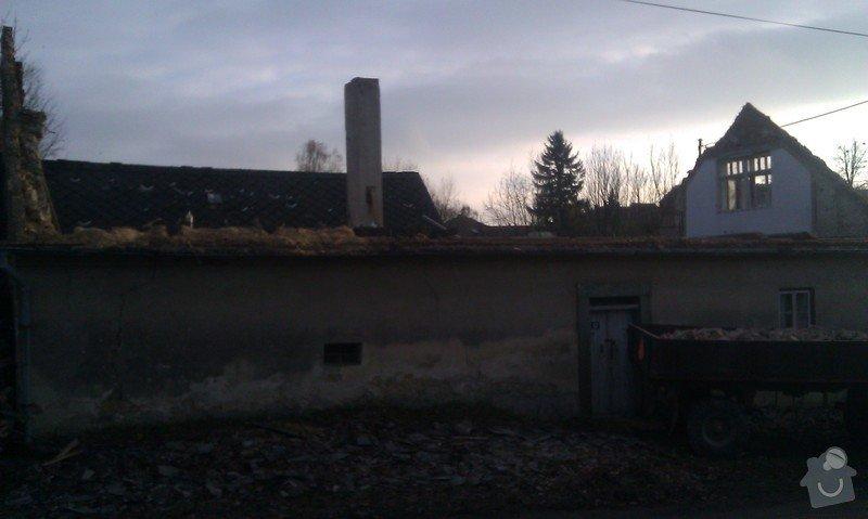 Rekonstrukce starého stavení: IMAG0258
