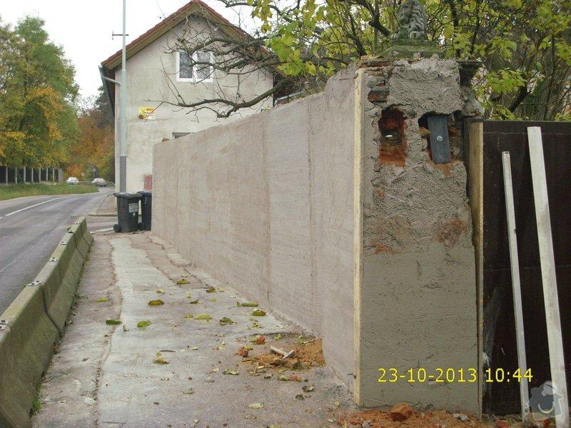 Oprava domu a venkovní zdi: IMG_0016