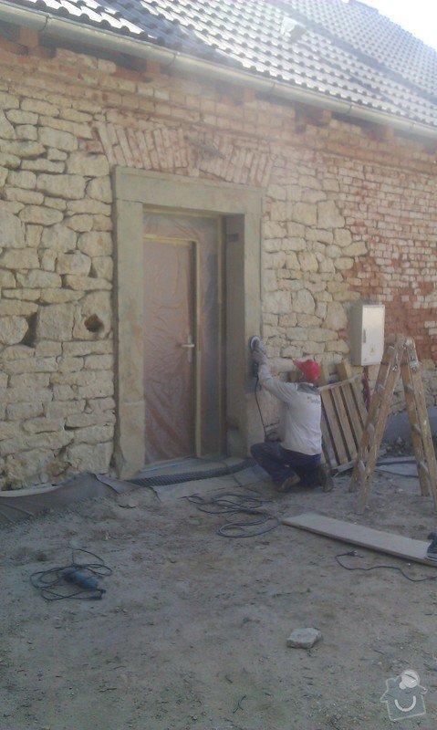 Rekonstrukce starého stavení: IMAG0504
