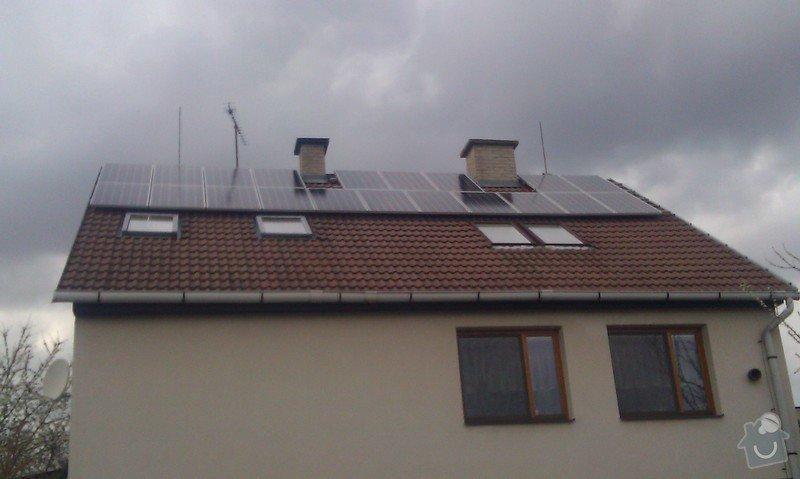 Montáž solární elektrárny + výstavba 2ks trafostanic na klíč pro bioplynné stanice Pacov a Kunčina: IMAG0199