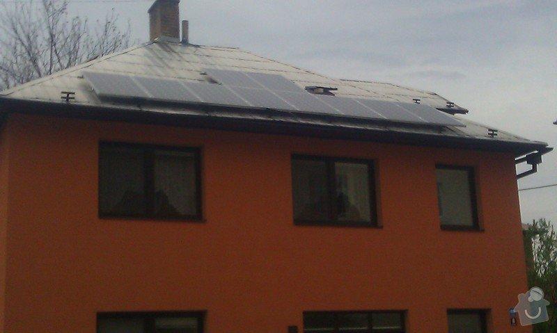 Montáž solární elektrárny + výstavba 2ks trafostanic na klíč pro bioplynné stanice Pacov a Kunčina: IMAG0211