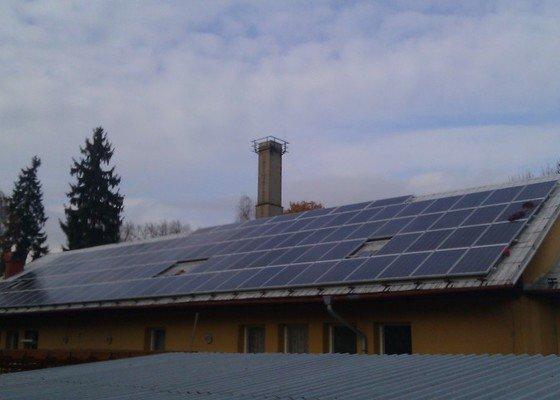 Montáž solární elektrárny + výstavba 2ks trafostanic na klíč pro bioplynné stanice Pacov a Kunčina