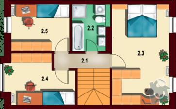 Návrh a rozvedení topení v hrubé stavbě novostravby: generovani-obrazku