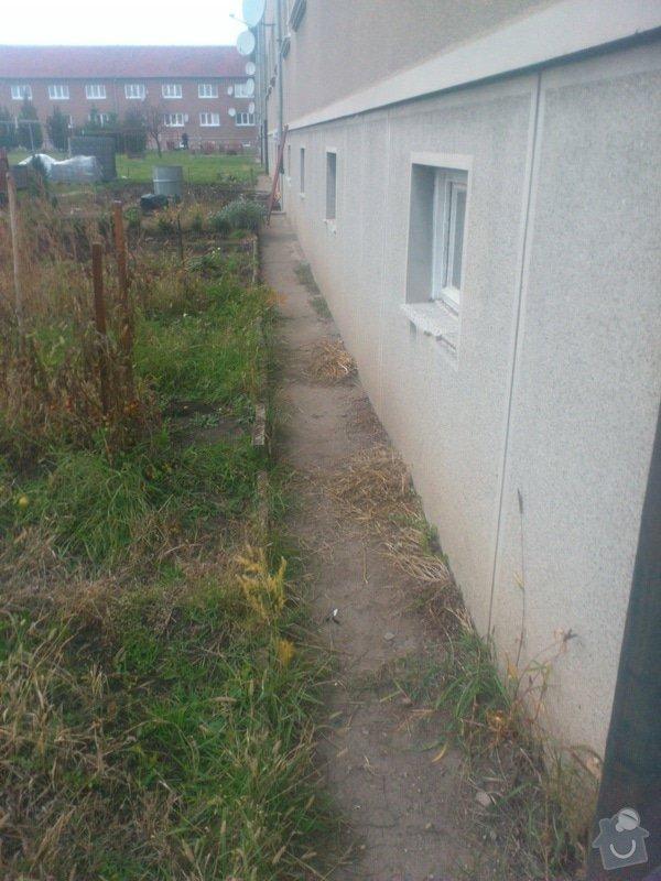 Izolace spodní stavby včetně soklu: DSC_0347