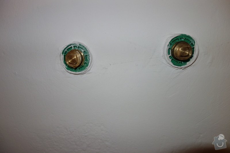 Instalace sprchoveho koutu a umyvadla ve Vidni: DSC01855