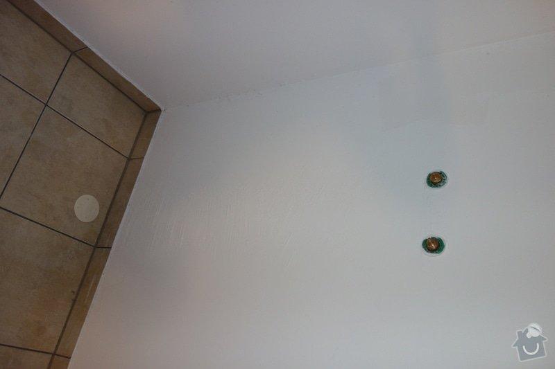 Instalace sprchoveho koutu a umyvadla ve Vidni: DSC01858
