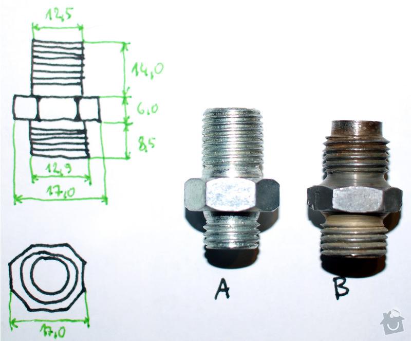 Vysoustružení jednoduché součástky: soucastka