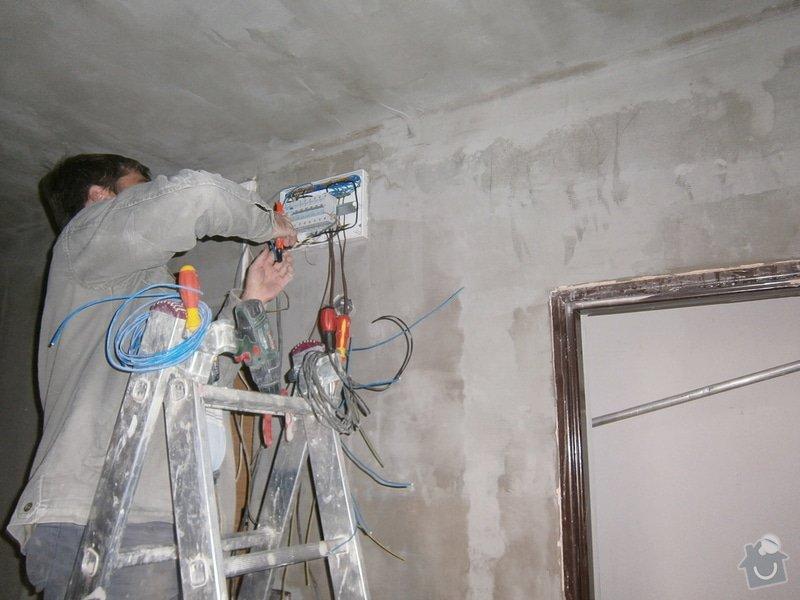 Rekonstrukce bytu: P9290216
