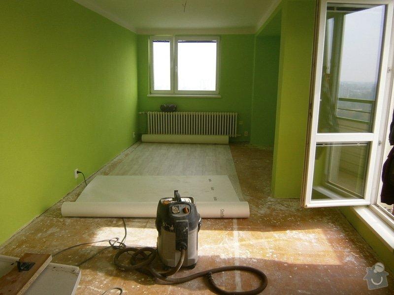 Rekonstrukce bytu: PA120233