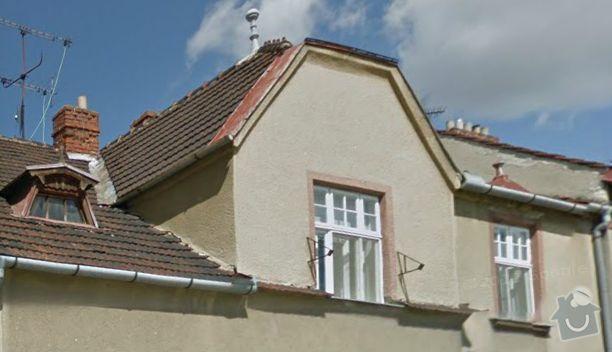 Oprava a rekonstrukce střechy: strecha