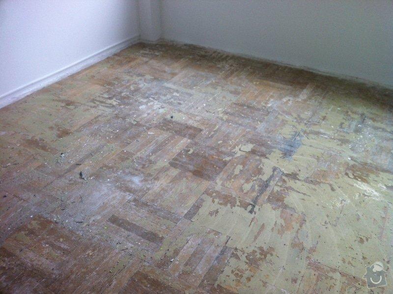 Broušení parket. podlahy cca 25m2: obrazek_1