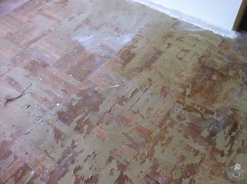 Broušení parket. podlahy cca 25m2: obrazek_2