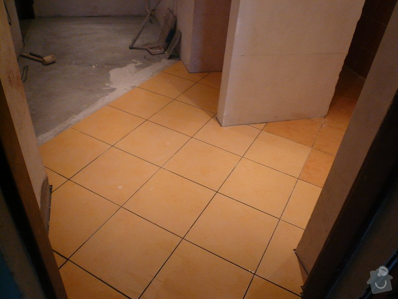Rekonstrukce koupelny: P1090761