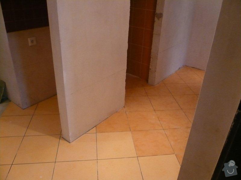 Rekonstrukce koupelny: P1090762