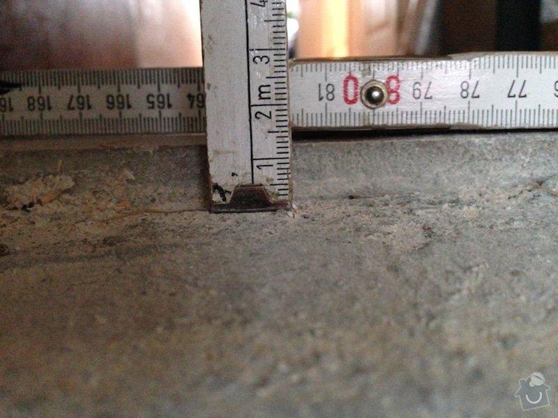 Litá podlaha lesklá bílá, 32m2: aktualni_podlaha1