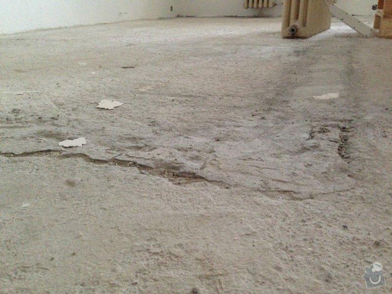 Litá podlaha lesklá bílá, 32m2: aktualni_podlaha2